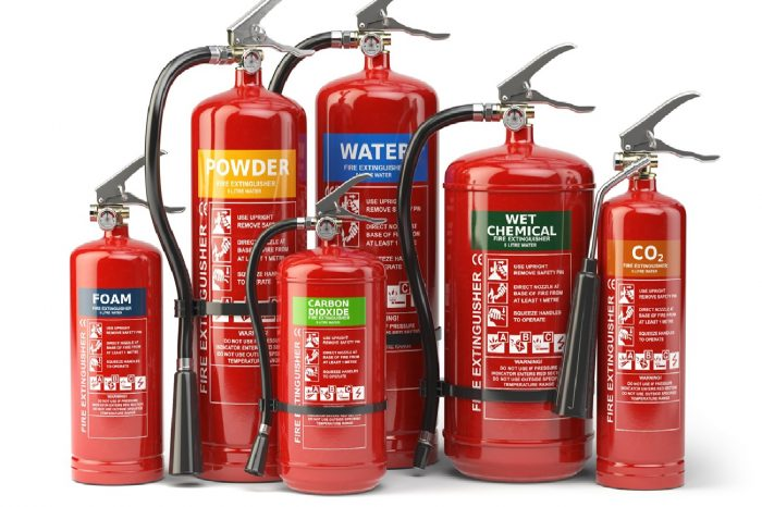 Picking the Right Fire Extinguisher