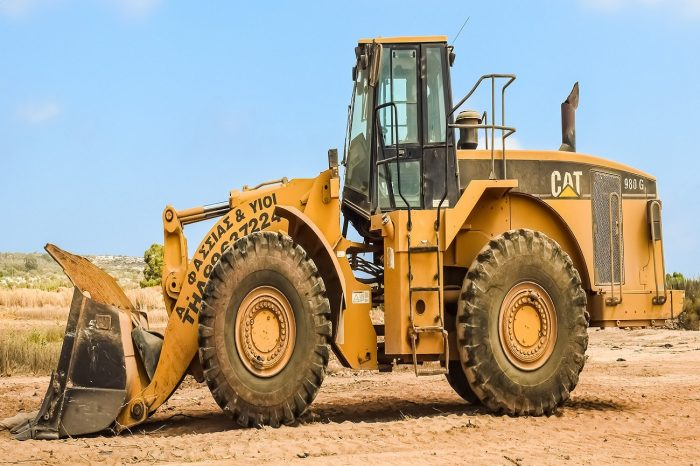 Workplan: Heavy Equipment Hazards and Controls