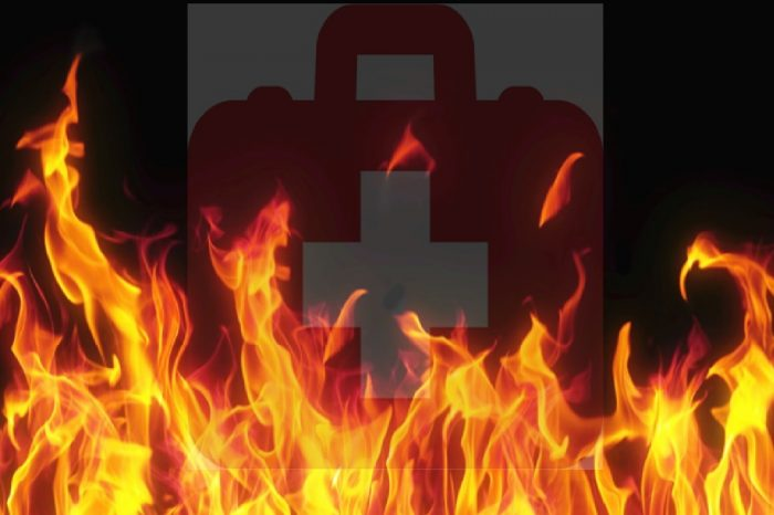 Fundamentals of First Aid: Burns - Spanish