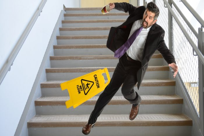 Seven Ways to Avoid Slips, Trips, and Falls