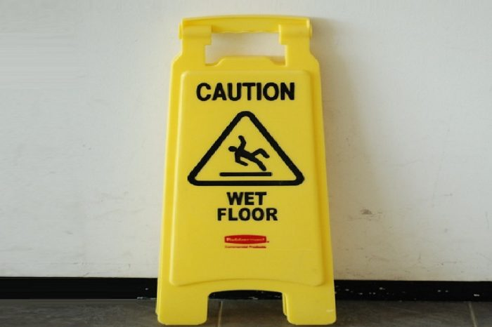 Workplan: Planning to Reduce Slips, Trips, and Falls