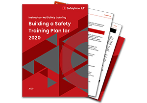Building a Safety Training Plan for 2020