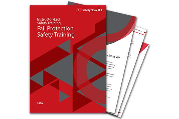 Fall Protection Safety Training - Special Report