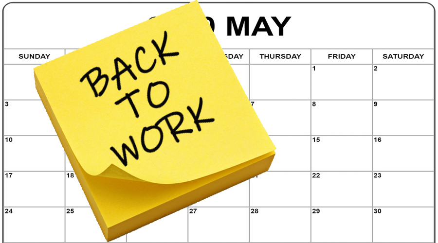 Return to Work Resources for Employers